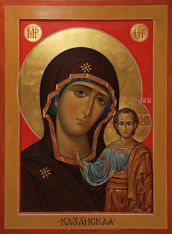 Молитвы божией матери о помощи