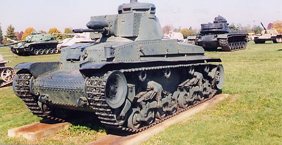 Танк PzKw-35-t