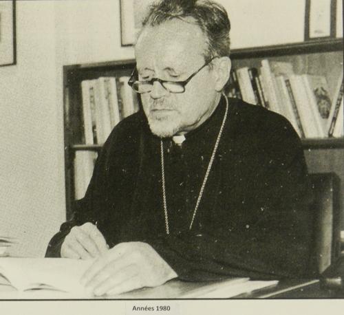 Протопресвитер Иоанн Мейендорф